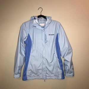 Columbia Omni-Tech Windbreaker